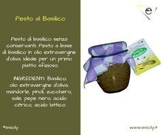 Quanti di voi amano la pasta col pesto? Eccovi un prodotto sano e genuino a base di una delle piante più diffuse nel mediterraneo.   CLICCA QUI --> http://bit.ly/1OKhOKT