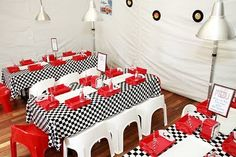 50's style party