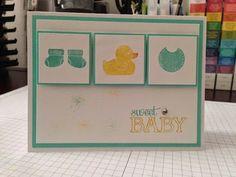 Emmy's Stampin Corner: Something for Baby