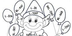 Klaun – vyjmenovaná slova po L – Dětské stránky