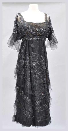 Dress by Worth, 1915