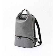 アマリオ (AMARIO) バックパック backpack crum BP15 グレー