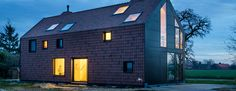 VIVA architecture prototypes dutch house as a 1900's farmhouse