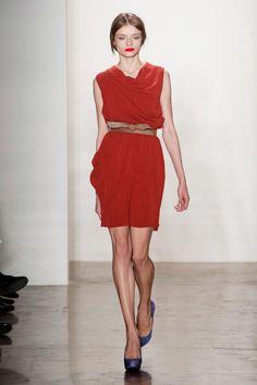 Costello Tagliapietra Fall 2013 RTW Collection - Fashion on TheCut