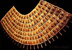 Señor de Sipán III Pechera de oro