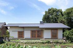 遠くを見る家~中津 6つの庭をもつ住まい~: 山道勉建築が手掛けた家です。
