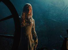 new maleficent movie - Elle Fanning as Sleeping Beauty