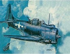 The Revell SBD-5 Dauntless Micro Wings in 1/144 scale from the plastic aircraft models range accurately recreates the real life American aircraft flown during World War II.