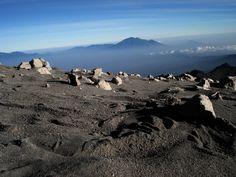 Mahameru Summit Semeru Mountain, East Java, Indonesia