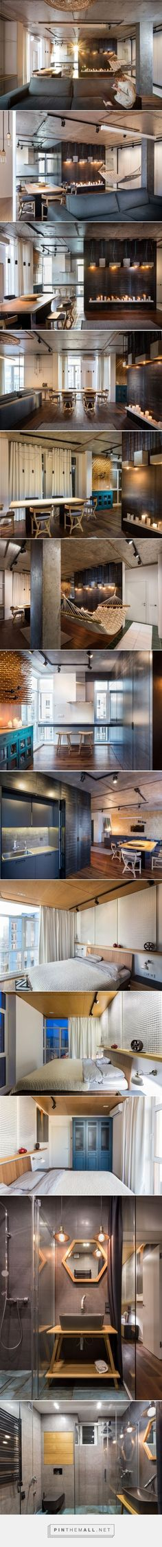 True Apartment by Svoya Studio | HomeAdore - created via pinthemall.net