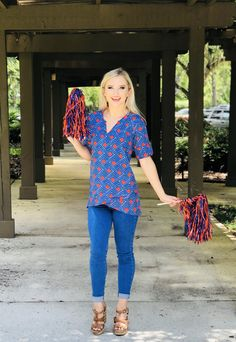 f4cf95bd75504a gator apparel, gameday apparel, gator tops, orange and blue, florida gators  apparel
