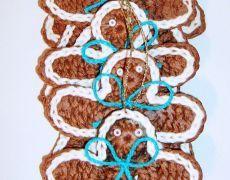 Gingerbread - Ornamente pentru Brad