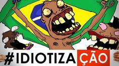 Entenda por que o YouTube brasileiro está passando por um PROCESSO DE  '...