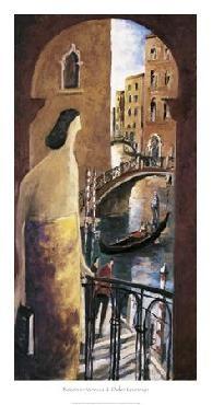 """""""Balcon en Venecia"""" by Didier Lourenco"""