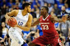 Arkansas vs. Evansville - 12/8/15 College Basketball Pick, Odds, and Prediction
