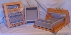 MINI BED & BREAKFAST GUEST BAR SET [MINIBB-SET] - $328.95 : ForCraftsSake.com, Soap Molds, Soap Cutters, Wood Crates, Displays