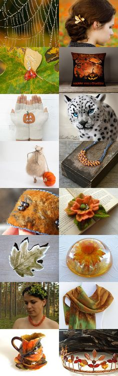 Autumn Gift Ideas ♥ by Nastasy.eu on Etsy--Pinned+with+TreasuryPin.com
