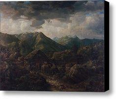 lars hertervig Landscapes, Scenery, Painting, Art, Kunst, Paisajes, Art Background, Landscape, Painting Art