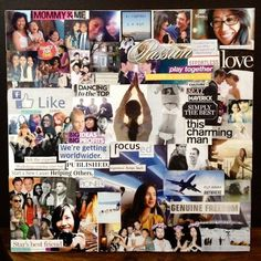 How To Make A Vision Board: http://www.christinechangphotoblog.com/2012/11/how-to-make-a-vision-board/