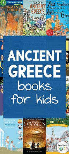 Read more about the history of Ancient Greece with these historical Ancient Greece books for kids, including fiction and non-fiction novels. Julie Ellis, Non Fiction Novels, Book Outline, Horrible Histories, Math Stem, Magic Treehouse, Reading Games, Ancient Greece, Book Publishing