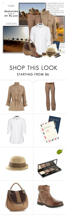 """""""""""Take Me To Marruecos"""" by paolafashion ❤ liked on Polyvore featuring Trouvaille, Dorothy Perkins, Best Mountain, Steffen Schraut, Disaster Designs, Dr.Hauschka, Vision, Monsoon and Birkenstock"""