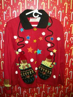 """Ugly, Festive (Sexy?) Christmas Sweaters With Cats on Them - The Cut needing ideas for a FUN Ugly Christmas Sweater Party check out """"The How to Party In An Ugly Christmas Sweater"""" at Amazon http://www.amazon.com/Party-Christmas-Sweater-Simple-ebook/dp/B006PGBRDW/ref=sr_1_3?ie=UTF8=1354124434=8-3=the+how+to+party+in+an+ugly+christmas+sweater"""