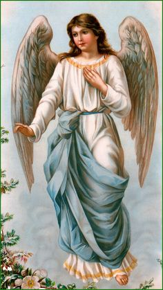 Edward Burne-Jones  Victorian Angel