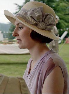 Edith Church Bazaar Season IV Love her in lilac..