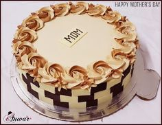 Have a Great week! Happy Mother's day#mothersday #cake #delicious #foodstagram #flowers #chefAnwar #foodstagram #food #cakes