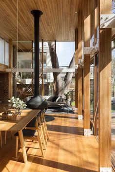 Gallery Of Camberwell House By AM Architecture | Located in Melbourne, Victoria, Australia #interiorarchitecture