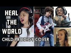Michael Jackson Tribute - Heal The World - Child Prodigy Cover | Maati Baani - YouTube