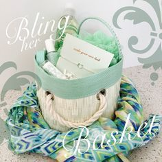 Our wishing bracelets are perfect for a tween/teen's Easter basket!  Click through for the skinny on all the goodies in this basket! MyMommaToldMe.com