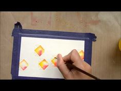 One-of-a-Kind Watercolor with Tasnim Ahmed of Altenew - YouTube