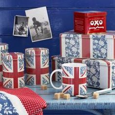 Union Jack range from Tesco