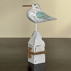 Seagull On Post     List $18.99   SKU 115176Large   3inches widex 8inches longx 11.5inches high    List $12.99   SKU 115177Small   2inches widex 6.5inches longx 9inches high