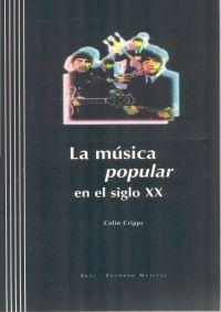 Su lectura nos introduce en el conocimiento de las principales formas y estilos de la música popular del siglo XX, del jazz al punk, pasando por el folk, el pop o el rock.