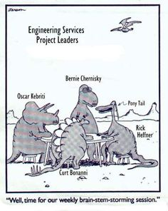 """The Far Side"" by Gary Larson. Far Side Cartoons, Far Side Comics, The Far Side Gallery, Gary Larson, Good Humor, Laughter, Funny Shit, Funny Stuff, Engineers"