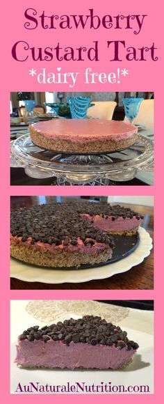 """Ultra rich and delicious!  Made with all nutritious, whole food ingredients.  No refined sugars.  Super easy to make and no-bake.  It says, """"I love you, sweetheart!""""  (dairy-free, gluten-free, paleo)  By Jenny at www.AuNaturaleNutrition.com"""