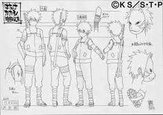 Resultado de imagem para kid kakashi