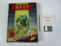 Kult - Infogrames / Commodore Amiga