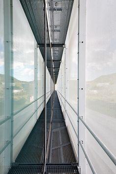 Fritz-Lipmann-Institut, Jena – PTFE Glas als offenporiges Gittergewebe - - Temme Obermeier   Experts for Membrane Building