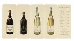 #Bertani #wine historical #brochure