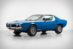 Designed by Marcello Gandini of Lamborghini Miura fame and presented as Italy's design contribution for Expo 67, the 1971 Alfa Romeo Montreal shares a bond with the more famous raging bull while forming an identity all its own. This particular...