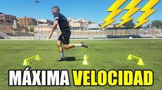 Aumentar Tu Velocidad En Fútbol - Ejercicios Básicos Velocidad y Explosividad - YouTube