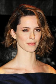 LE FASHION BLOG BEAUTY HAIR POST REBECCA HALL ASYMMETRICAL BOB CLOSED CIRCUIT MOVIE FILM SCREENING NEW YORK CITY ERIC BANA 1 photo LEFASHION...