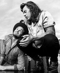 | Liam Payne & Harry Styles |