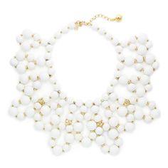 Love bib necklaces