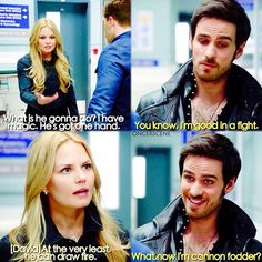 "Emma, Hook, and David 3x20 ""Kansas"""