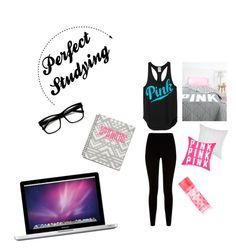 """Perfect studying "" by martuxia19 on Polyvore"