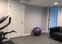The Mermaid Inn, Basement Gym, Gym Equipment, Workout Equipment